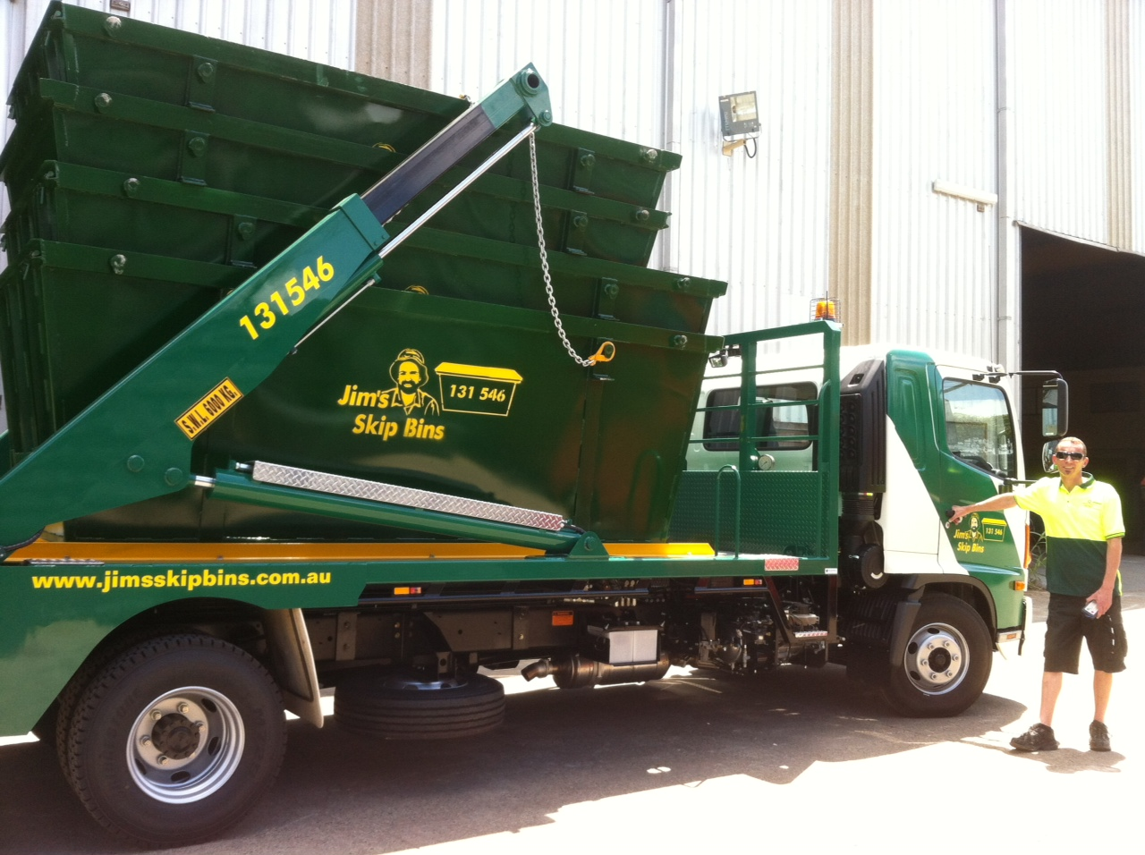 Why Hire Skip Bins
