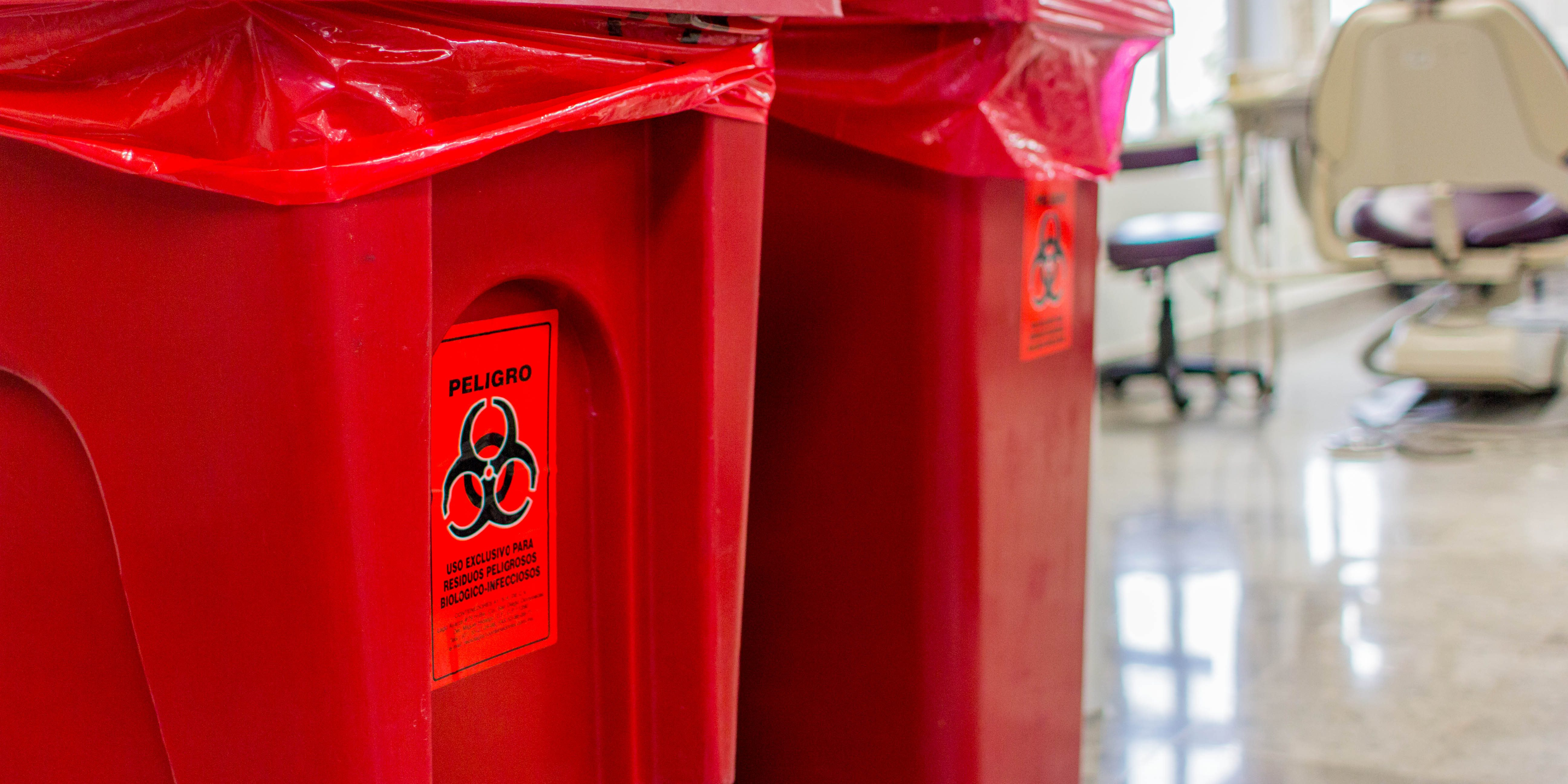 Disposal Of Hazardous Waste Materials